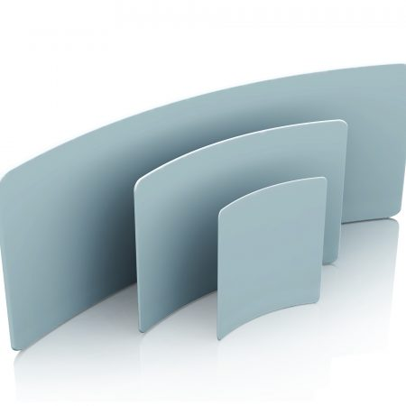 Fabric Exhibition Display Stand - C Shaped 0