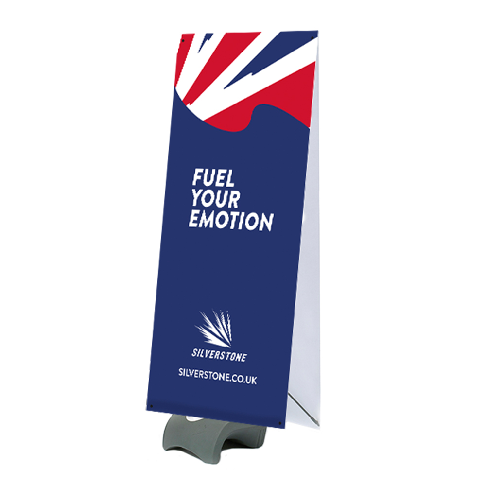 Double Sided X Banner Stand Main
