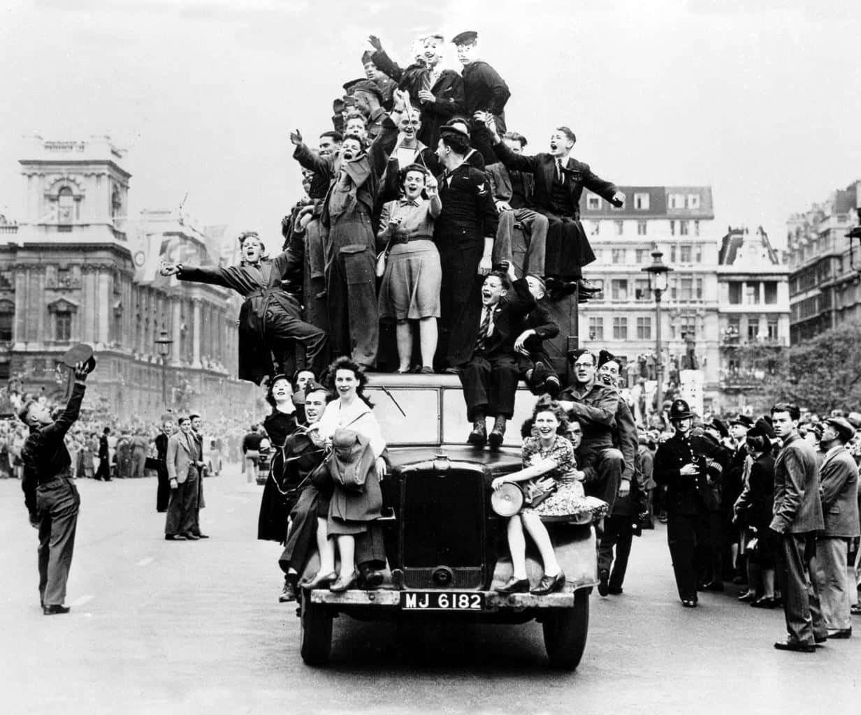 YPP proud to be an official partner of the VE Day 75th Anniversary